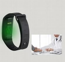 C1 смарт-браслет с шагомером и водонепроницаемый спортивный браслет сердечного ритма и крови контроля давления браслет BL