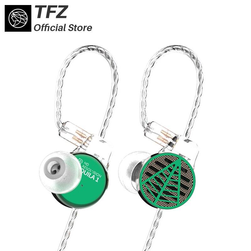TFZ/TEQUILA professionnel moniteur Écouteurs, 22 Impédance, 3.5mm prise, TFZ Audiophile Rock et roll pour iphone