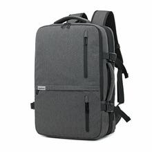 Multifunctional Business Backpack Men USB Charging 17.3 Inch Laptop Backpack Bolsa Mochila Waterproof Travel Bags School Bag New