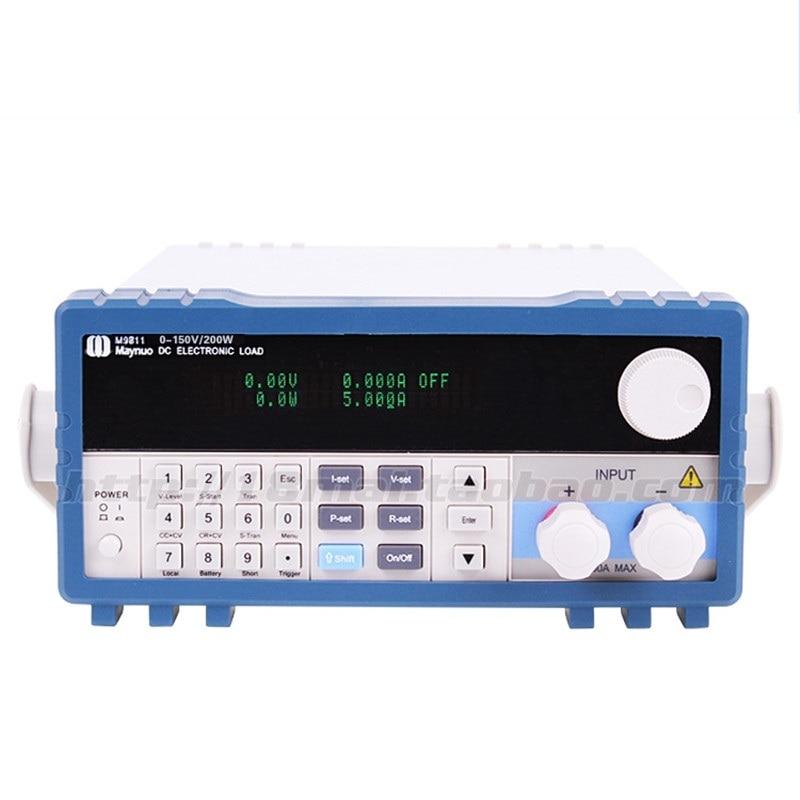 M9811 (0-150V/0-30A/200W) programmable LED DC electronic loadM9811 (0-150V/0-30A/200W) programmable LED DC electronic load