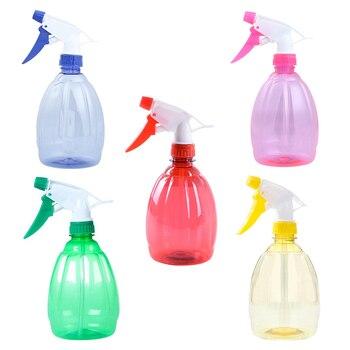 Botella vacía con pulverizador de plástico, botellas de irrigación multifunción para jardinería, fertilización, riego de flores, plantas de salón