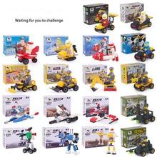 Маленькие собранные игрушки DIY головоломки игры детские любимые раннее образование игрушки День рождения/Рождественские Подарки Забавные игрушки Горячие