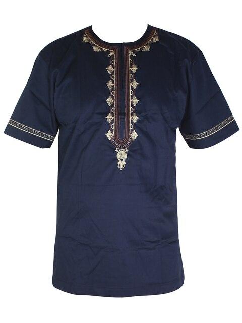 Ropa africana para hombre, ropa musulmana bordada, ropa Africana dashiki, novedad de 2019