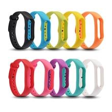 New Silicone Wrist Strap for Xiaomi Mi Band 2 Strap Wristband for M2 Miband 2 Straps