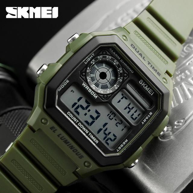 Sports Watch Men Famous LED Digital Watches Male Clocks Men's Watch