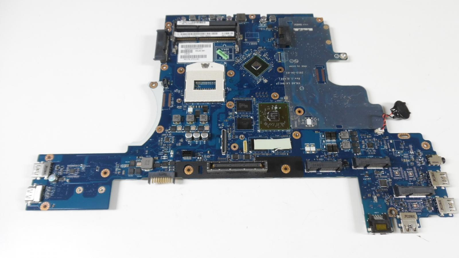 Материнская плата для ноутбука Dell Latitude E6540 VALA0 LA-9411P CN-0VWNW8 VWNW8 HM87 PGA947 HD8790M/2 ГБ 100% полностью протестирована
