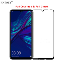 Huawei Honor 20 Lite Glass Tempered for Film Full Glue Phone Screen Protector