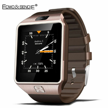 EDWO QW09 Bluetooth Smart Watch Clock Android 4 4 MTK6572 Dual Core 1 2GHz ROM 4GB