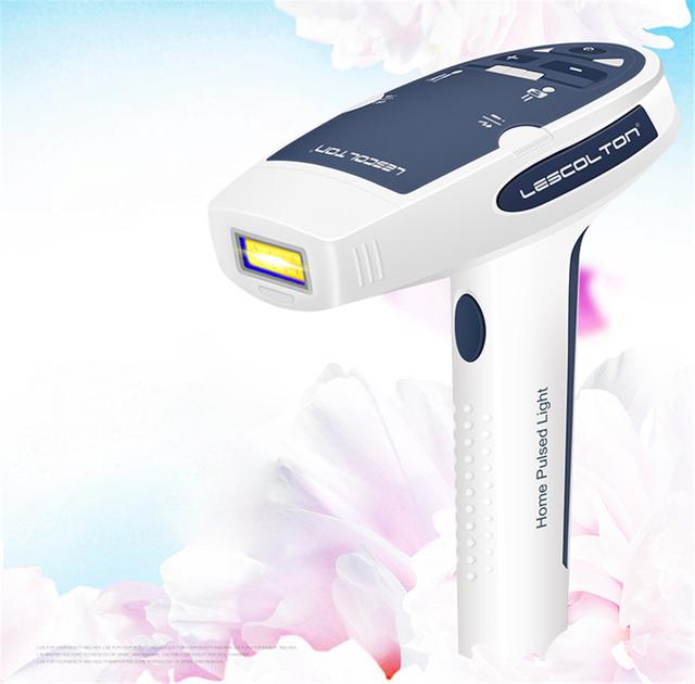 Original Lescolton Laser Epilator Armpit Hair Bikini IPL Permanent Hair Removal System Laser Skin Rejuvenation Hair Removal