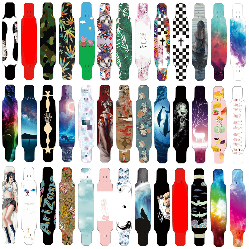 Free Shipping Skate Board Grip Tape Long Board Grip Tape  122*26 Cm