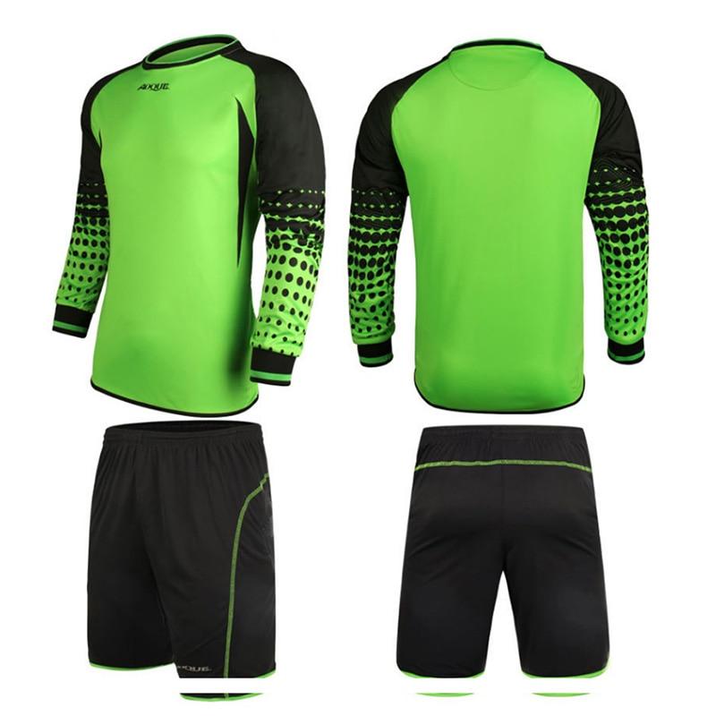 MC1387 Soccer Jersey Kids Football Goalkeeper Soccer ...