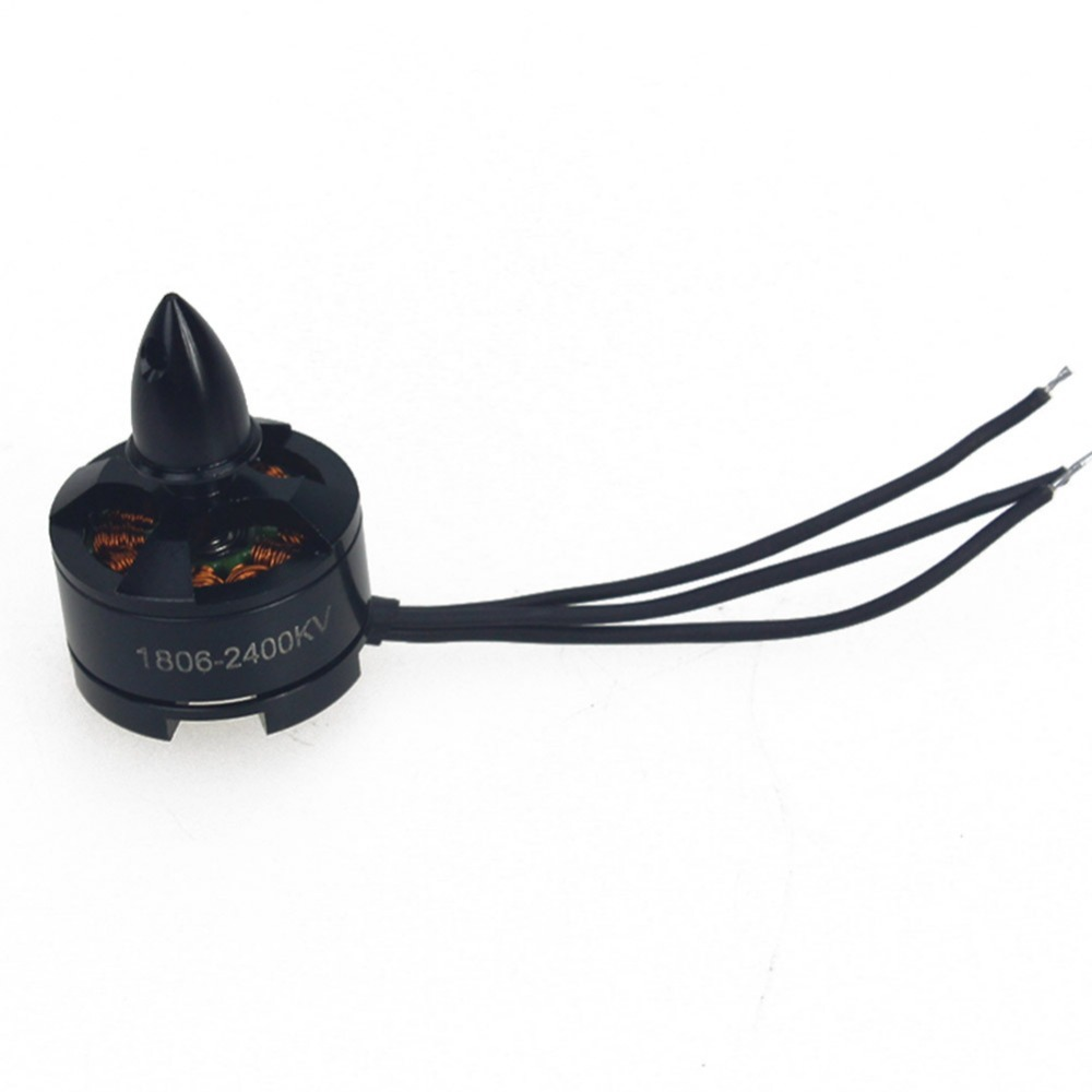 F10820 1806 2400KV Clockwise CW Brushless Motor Mini Multi-rotor Motor for 250 Across FPV 260 RC Quadcopter Aircraft FS 1pcs cw ccw mt2204 2204 2300kv brushless motor quadcopter 250 qav250 for mini 210 250 280mm four axis aircraft fpv