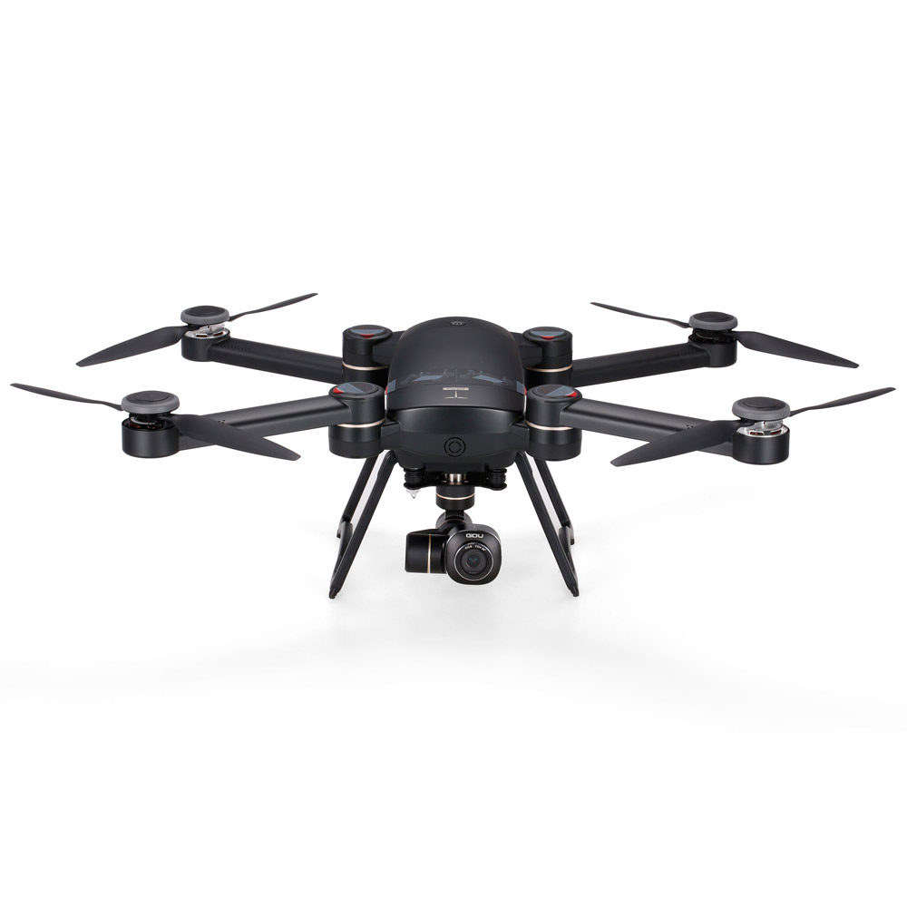 GDU Byrd Premium 2.0 Quadcopter with 12MP HD Camera