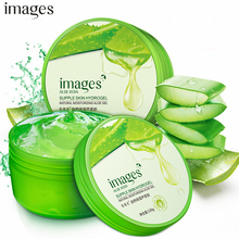 images Natural Moisturizing Aloe Gel Vera extract Acne Treatment Face Cream Hydrating Repair sun-burn Anti-sensitive