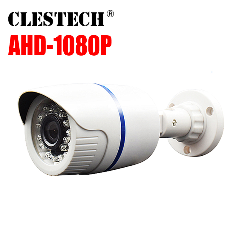 HD 720/960P/1080P 2MP AHD CCTV Security Camera Outdoor Waterproof Ip66 24led Infrared Night Vision Have Bullet HOME Surveillance