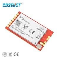868 МГц SI4463 rf модуль 868 МГц беспроводной приемопередатчик CDSENET E30-868T20S 20dBm SMD радиочастотный приемник-передатчик беспроводной последовательный...