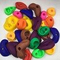 (Com Parafuso) 28 & 20 Pçs/set Kit Parede De Escalada Pedra Pedras de Plástico Crianças Brinquedos Esportes Hold Adulto Jogo Ao Ar Livre & Crianças