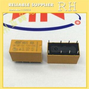 Image 2 - 50PCS/lot Signal relay HK19F DC9V SHG HK19F DC12V SHG HK19F DC24V SHG 9V 12V 24V 1A 125AVC 30VDC 8PIN