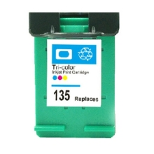 Для Cartridge HP 135 для HP Photosmart 2573 2613 8753 PSC 1600 1613 2350 2353 2355 deskjet 460 5743 5940 5943 6843 6940