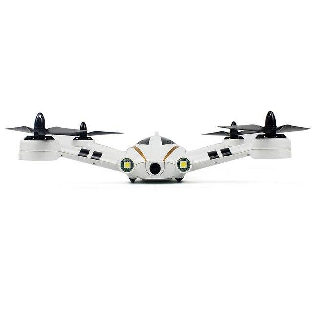 XK X252 5.8G FPV 720P 140 와이드 앵글 HD 카메라 Brushless 모터 하이라이트 LED 조명 7CH 3D 6G RC Quadcopter RTF