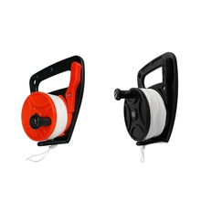 Diving-Equipment SMB Anchor-Handle Dive-Reel Scuba-Diving-Wreck Orange/black Portable