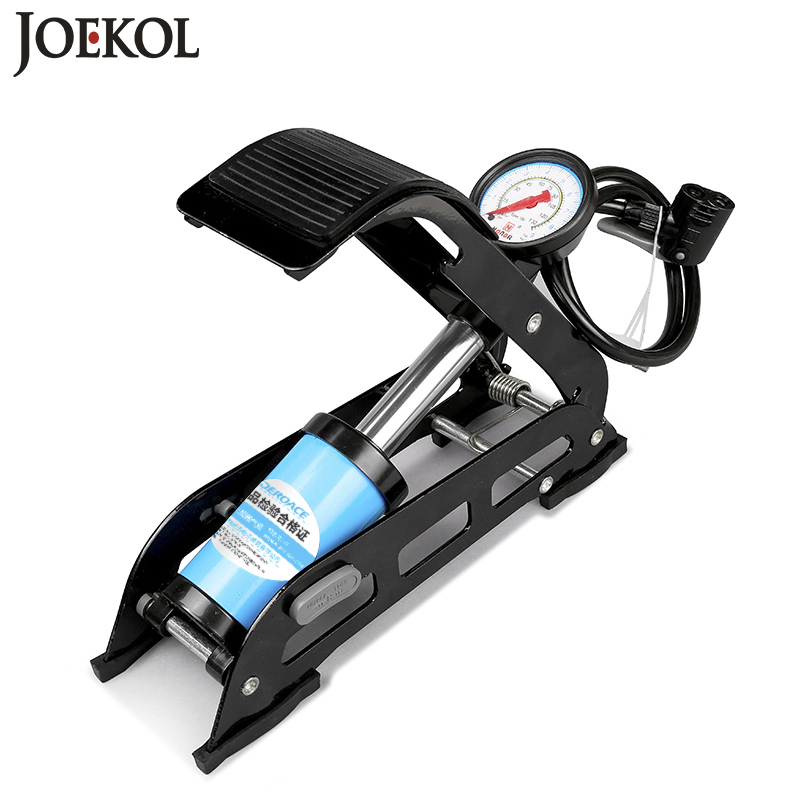 High Pressure Foot Pump Bike Bicycle Ball Car Type Tire Air Pump Inflatable Toy