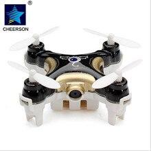 Cheerson CX-10C CX10C Mini 6-Axis Télécommande Drone RC Drone Quadcopter Mini Quadcopter Avec Caméra Petit Drone Pour Vente