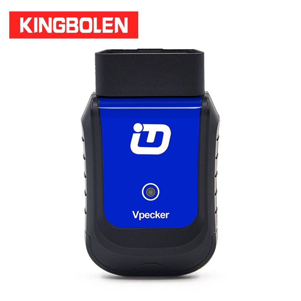 Vpecker V10 2 Bluetooth Vehicle Doctor Easydiag OBD2 Auto