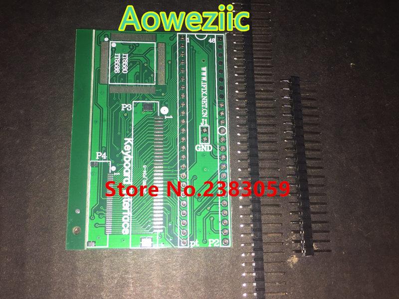 Купить Aoweziic Peb-1 Expansion Board Support It8586E It8580E 29/39/49/50 Series 32/40 /48 Feet Bios