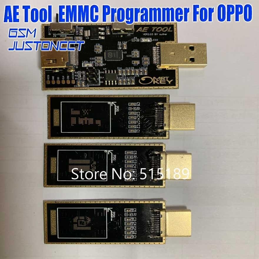 Outil AE clé MRT programmeur AETOOL EMMC pour outil fai OPPO R15 R15X A5 A7 K1