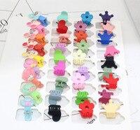 1 Set Of Many Mini Hairpin Geometric Girl Hairpin Headdress Set Child Hairpin Cute Child Hair