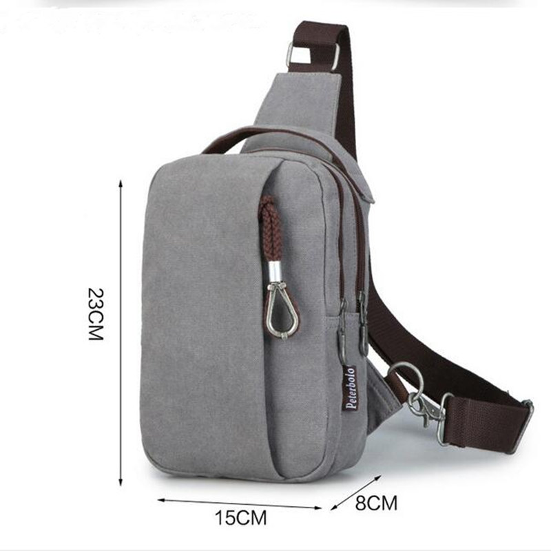 de ombro da lona do Tipo de Ítem : Shoulder Bag
