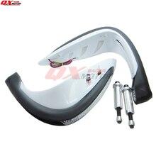 Universal LED Handguard ACERBIS Motorcycle Motorcross Dirt Bike ATV handguards Fit 7/8 22mm Handlebar Or 1-1/8 28mm Fat Bar