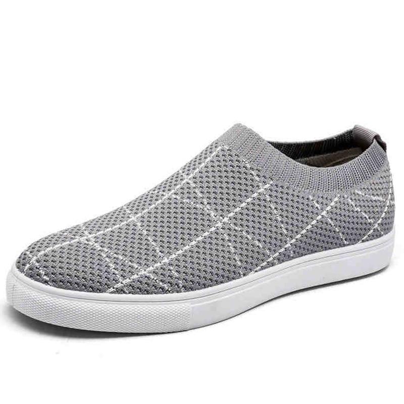 Prix pour Hommes Planche À Roulettes Chaussures Doux Chaussures Classique Plate-Forme Sneakers Lumière Mâle Chaussures