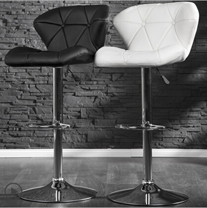 Continental Barstool Bar Chair Rotating Chair Leisure Chairs Reception