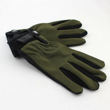 Outdoor Sports Gloves, Spring, Summer, Autumn, Thin, Riding A Car To Drive Fitness Sports Protection Full Finger Gloves