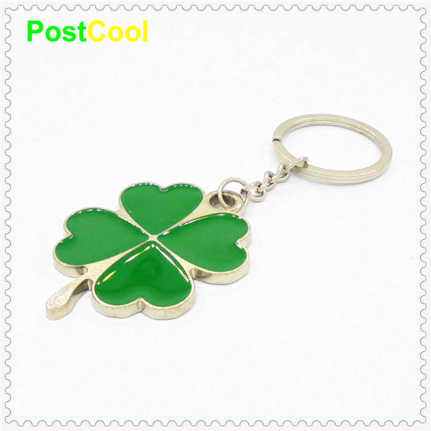 Fashion Jewelry Metal Hanging ornaments Clover/Traffic lights/Dice/Tower Designs keyfob/Keyrings/keyholder/Car keys DIY DAE