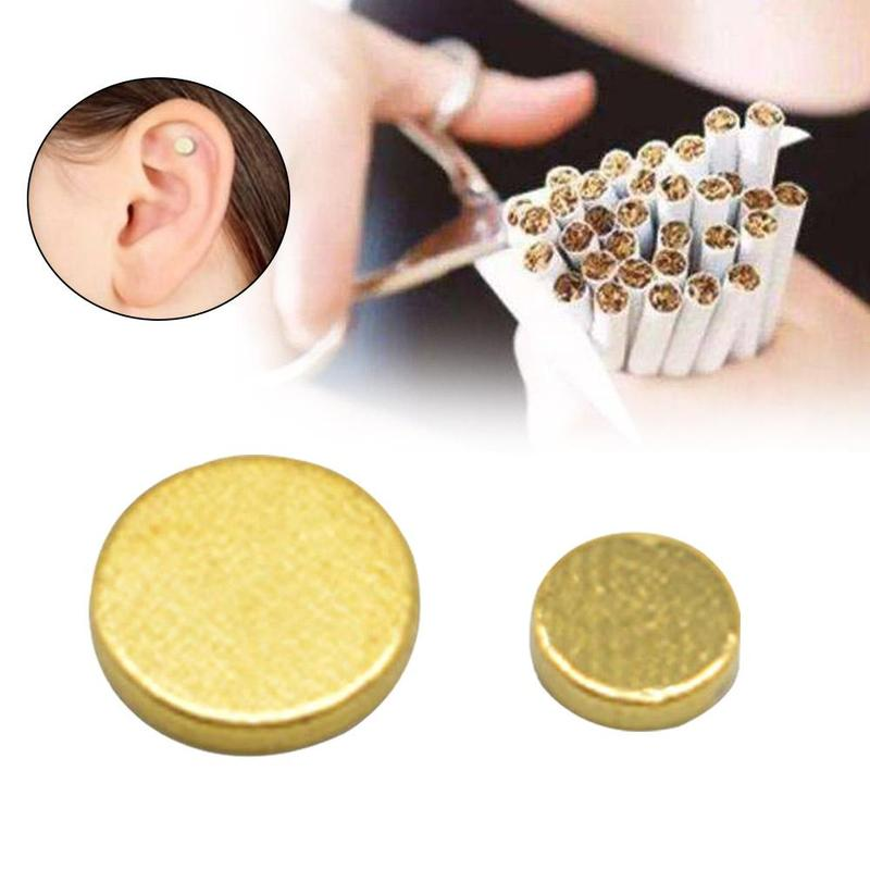 Magnet Quit Smoking Acupressure Patch Health Care NO Cigarette Health Therapy Stop Smoking Anti Smoke Patch Smokeless Smoker