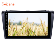 Seicane 9″ Android 6.0/7.1 2Din GPS Navigation Car Radio Tochscreen Multimedia Player For Mazda 3 2004 2005 2006 2007 2008 2009