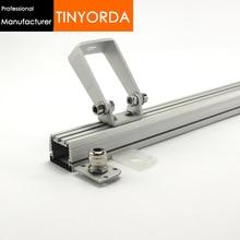 Tinyorda TWH3225 10 шт.(длина 1 м) 18 Вт 24 Вт Светодиодный настенный светодиодный светильник корпус прожектора приспособление для 23 мм PCB [профессиональный производитель]