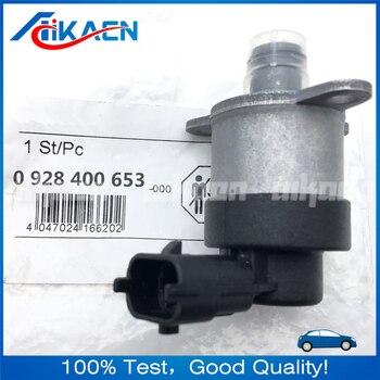Бесплатная доставка 0928400653 рельсовый топливный насос регулятор давления контроль измерения соленоида SCV клапан блок для chevrolet opel