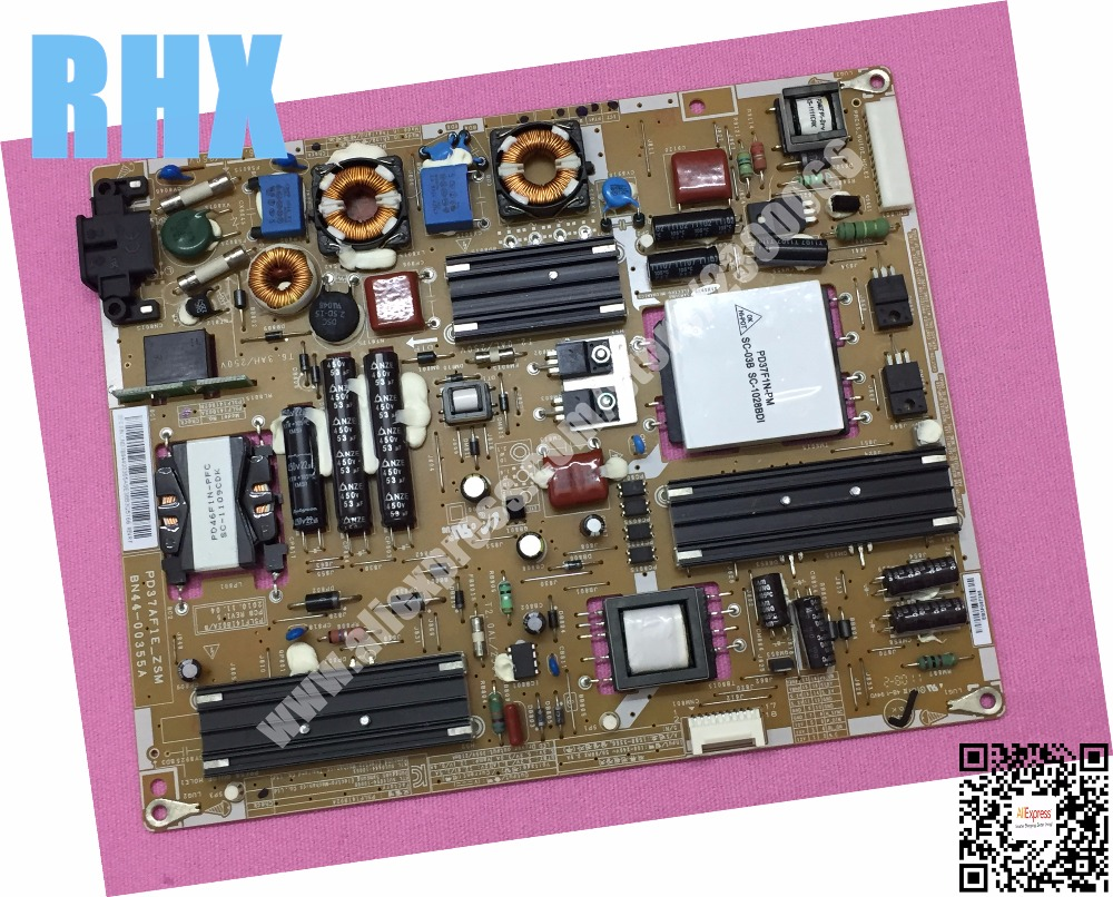 For Samsung UA40C5000QR power supply board BN44-00355A PD37AF1E_ZSM PSLF141B02A/B IS USED Quality assurance