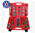 35 pcs Universal Truck Car Disc Brake Caliper Piston Rewind vento voltar Tool Kit