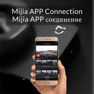 Image 5 - Xiaomi Mijia 3.0 Inch Auto Dvr Camera Wifi Voice Control Mi Smart Dash Cam 1S 1080P Hd Night vision 140FOV Auto Video Recorder