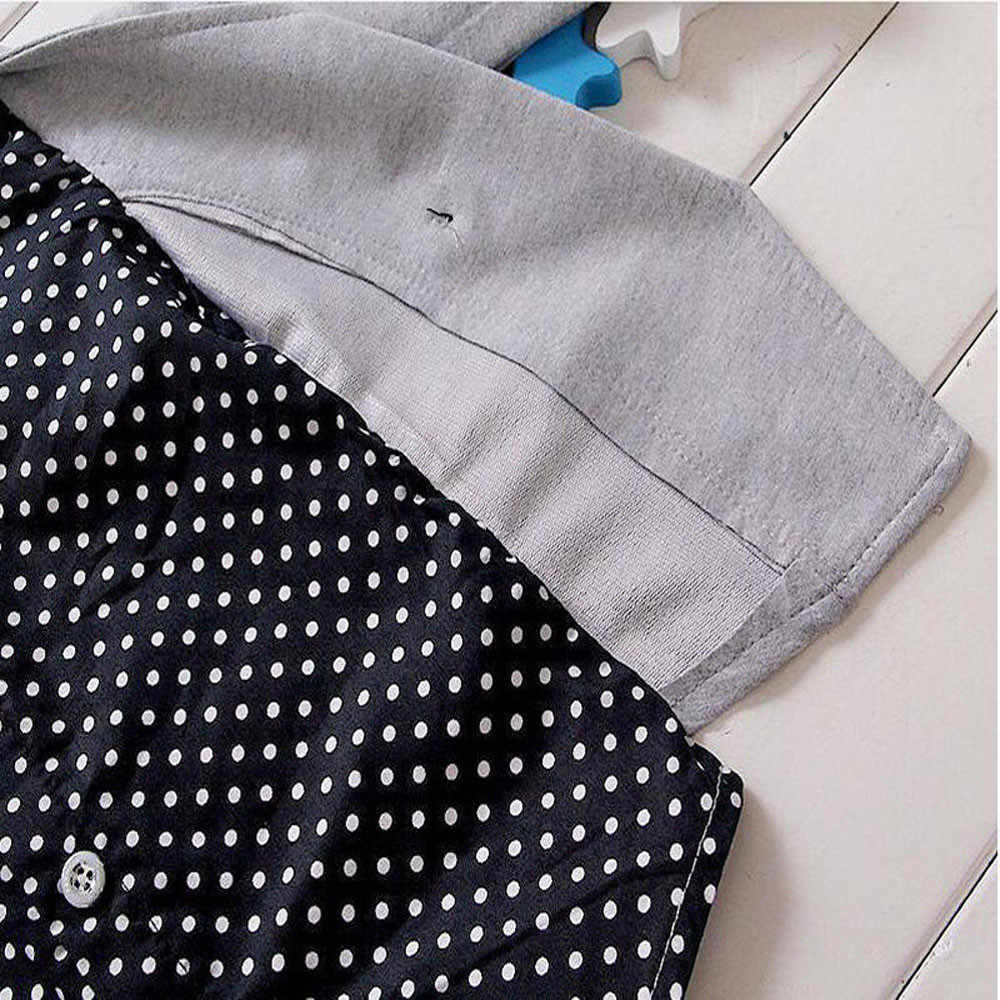 e78462b3a5aee LONSANT Handsome Kid Baby Boy Gentry Long Sleeve Clothes Set Formal Party  Christening Wedding Tuxedo Bow Suit