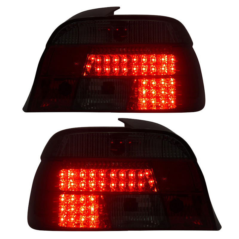 For BMW 5 Series E39 520i 525i 528i 530i 535i 540i LED Tail Lights 1995 2003 Year