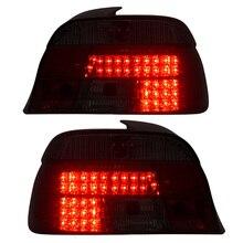 for BMW 5-Series E39 520i 525i 528i 530i 535i 540i LED Tail lights 1995-2003 year car styling e39 headlight 1996 2003 530i 520i 528i free ship e39 fog chrome led 318i 330i 335i 525i 528i 530i 535i 640i 740i 74