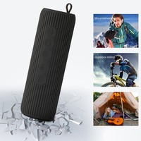 6W Wireless Bluetooth Speaker Waterproof Portable Outdoor Mini Column Bluetooth bicycle Speaker Hifi Subwoofer Bass Speaker