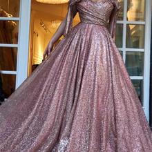 LBKKC DRESSES Evening Dress 2019Dresses Custom Made Sparkly