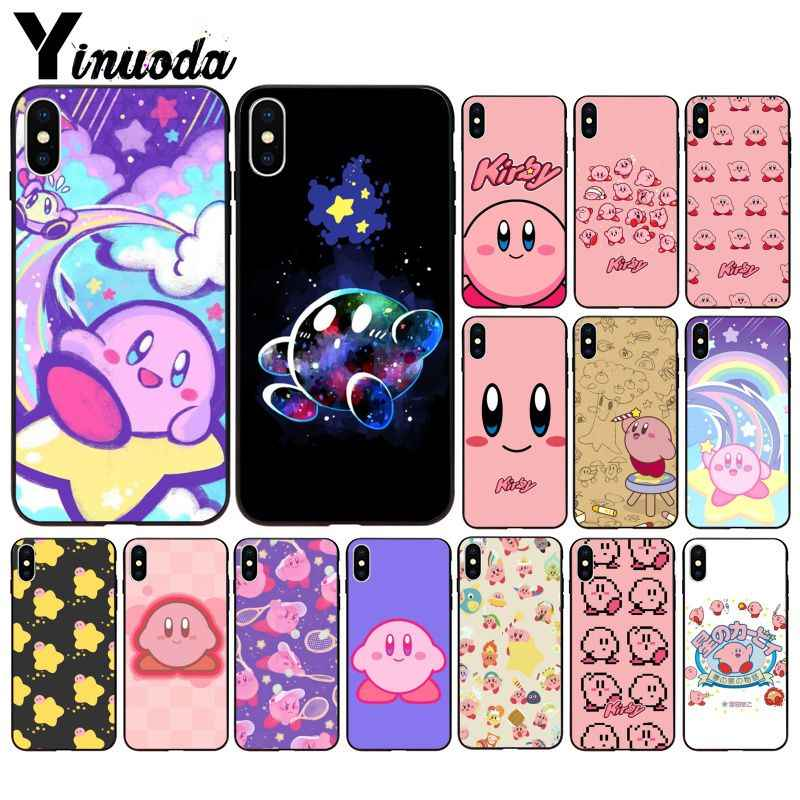 Kirby Patterns iPhone Case & Cover Sfondi